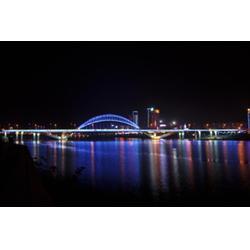 led景观照明设计-南昌照明设计-中业夜景亮化工程施工图片