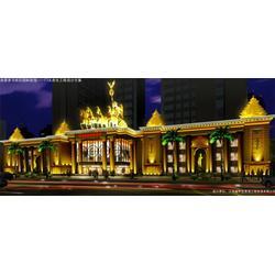 南昌亮化工程,中业夜景照明亮化施工,城市亮化工程图片