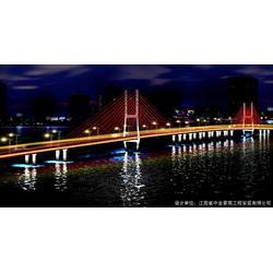 景观亮化、公园景观照明设计、低压电器厂景观照明设计图片