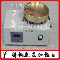 供应实验室专用数显铸铜电热板加热板图片