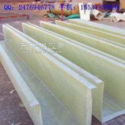 新型玻璃钢水槽厂家图片