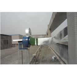 佛山白铁通风工程|白铁通风工程收费如何|兴业白铁通风图片
