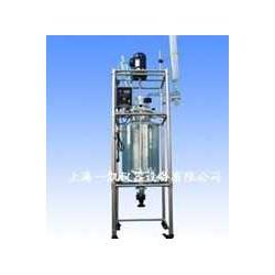 供应100L双层玻璃反应釜1图片