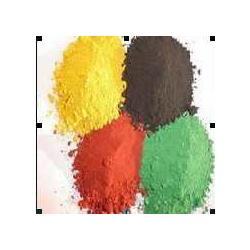氧化铁颜料图片