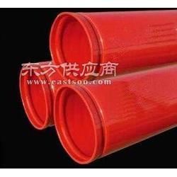 涂塑钢管报价 内外涂塑钢管 现货图片