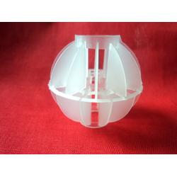 白银多面空心球_净水厂用多面空心球_金科净水图片