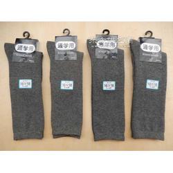 日本学生中筒袜 纯棉儿童袜子 中筒学生及膝袜百搭图片
