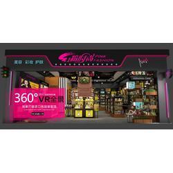 彩妆展柜|广州艺宝龙|彩妆展柜报价图片