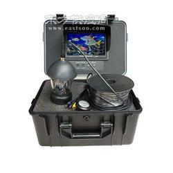360度旋转水下摄像头 高清水下摄像机 可视钓鱼器图片
