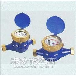 水表球墨铸铁材质小口径机械式水表普通水表图片