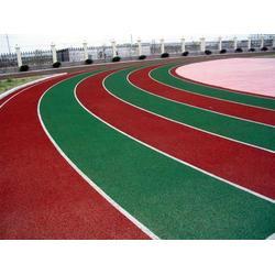 塑胶跑道造价、塑胶跑道、滇耀体育图片
