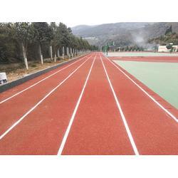 云南透气型塑胶跑道|滇耀体育|透气型塑胶跑道 养护图片