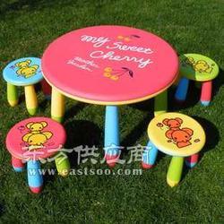 新型儿童桌椅图片