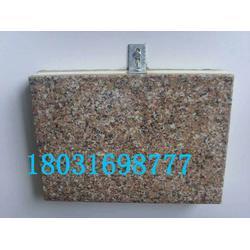 岩棉保温装饰一体板-康杰通风-保温装饰一体板图片