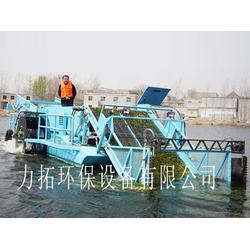 打捞船-水藻打捞船-力拓供应图片