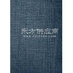 斜纹针织牛仔布生产厂家图片