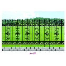日照铸铁围墙|琪家铸造厂|铸铁围墙厂图片