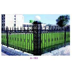 铸铁围墙 海阳市铸铁围墙 琪家铸造厂图片