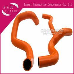 定制各种大口径硅胶管异形硅胶管汽车波纹胶管图片
