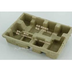 供应黄浆纸托环保湿压纸浆模塑图片