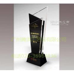 水晶礼品奖杯厂家销售单位先进员工水晶奖杯包刻字图片