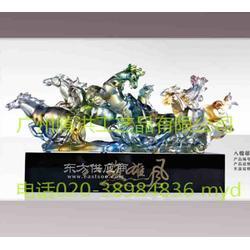 琉璃礼品厂家销售学校校庆礼品优惠质量有保证图片