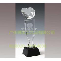 水晶礼品奖杯厂家销售五一进步礼品奖杯水晶奖杯定做图片