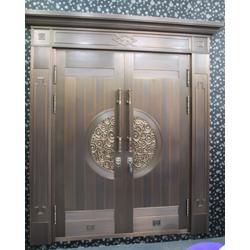 临沂铜门、铜门油漆、大海不锈钢(优质商家)图片