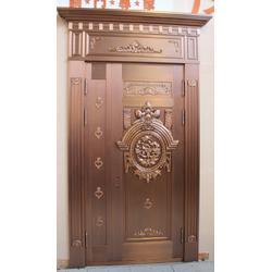铜门,别墅入户铜门,大海不锈钢(优质商家)图片