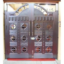 大海不锈钢(图)|别墅铜门锁|铜门图片