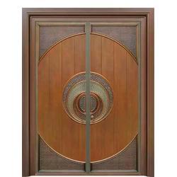 别墅仿铜门生产厂家|大海铜门(在线咨询)|日照别墅仿铜门图片