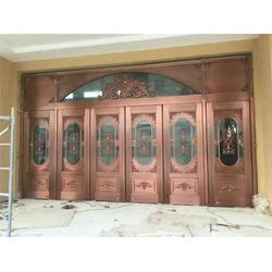 北京酒店铜门|大海铜门|酒店铜门加工厂图片