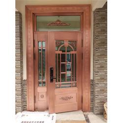 焦作铜门、锦盛泰铜门(原图)、铜门怎么选图片