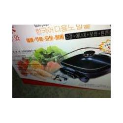 公司出售 韩式四方锅 方便 节能 环保 供图片