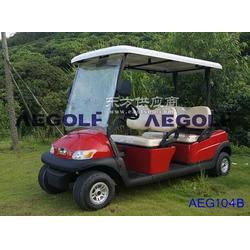 供应4座高尔夫球车 电高尔夫会所车电瓶观光车4座观光车厂家电话图片