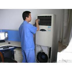 沙尾美的空调维修拆卸安装,专业团队售后保修,美的空调维修图片