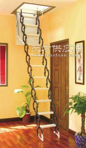 950*500钢木楼梯图片轮播素材