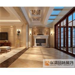欧式客厅装修,东湖区客厅装修,华浔新款客厅装修半包图片