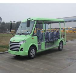 潮州燃油观光车-欧倢电动观光车-燃油铁壳观光车图片