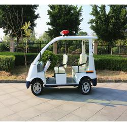 梅州电动巡逻车,欧倢电动观光车,五菱全封闭电动巡逻车图片