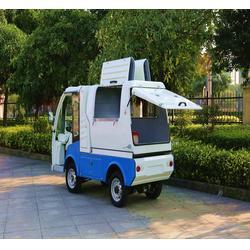 欧倢电动观光车(图)-电动环卫车的功能-电动环卫车图片