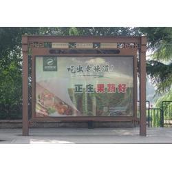 不锈钢宣传栏厂家-仁译门窗-景德镇宣传栏图片