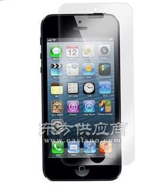 手机保护膜厂家定做iphone4手机高清贴膜