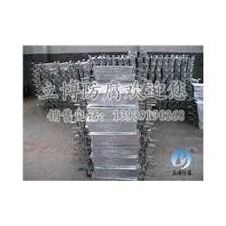 立博焊接式铝牺牲阳极图片