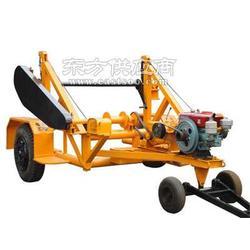 电缆拖车机动绞磨厂家批量生产图片