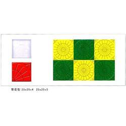 塑料彩砖模具厂家、安徽塑料彩砖模具、宏鑫模具图片