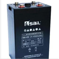 铁路内燃机车蓄电池nm450 风帆2V450AH图片