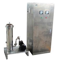 生活污水处理设备_中通臭氧(在线咨询)_污水处理图片