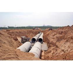 潍坊鸿顺非开挖工程-顶管工程供应-潍坊顶管工程图片