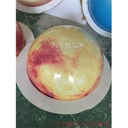 d定做透明半球,圆球,空心球,水晶球,半球罩,图案半球图片
